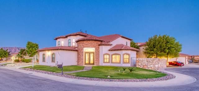 4032 Hacienda Rey Drive, El Paso, TX 79922 (MLS #833556) :: Preferred Closing Specialists
