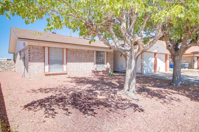 10665 Holmes Drive, El Paso, TX 79924 (MLS #833567) :: Jackie Stevens Real Estate Group brokered by eXp Realty