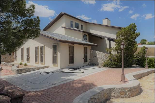 1301 Sabrina Lyn Drive, El Paso, TX 79936 (MLS #833574) :: The Matt Rice Group