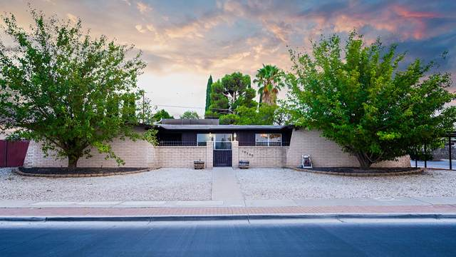 10300 Montwood Drive, El Paso, TX 79925 (MLS #833589) :: The Matt Rice Group