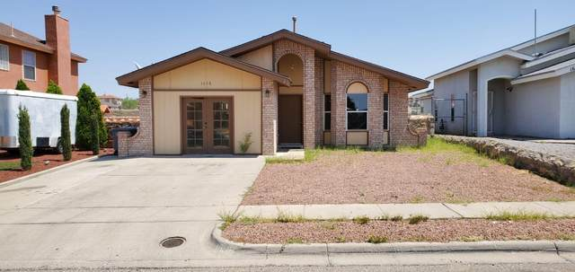 1658 Saint Paul Place, El Paso, TX 79936 (MLS #833590) :: Mario Ayala Real Estate Group