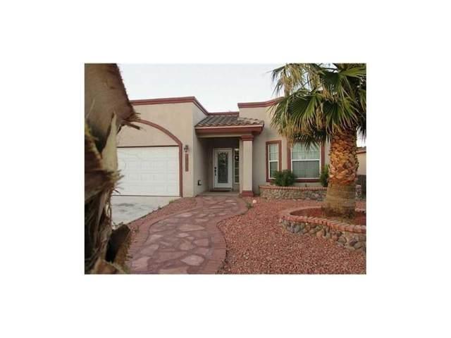 5713 Hasan Avenue, El Paso, TX 79924 (MLS #833593) :: The Matt Rice Group