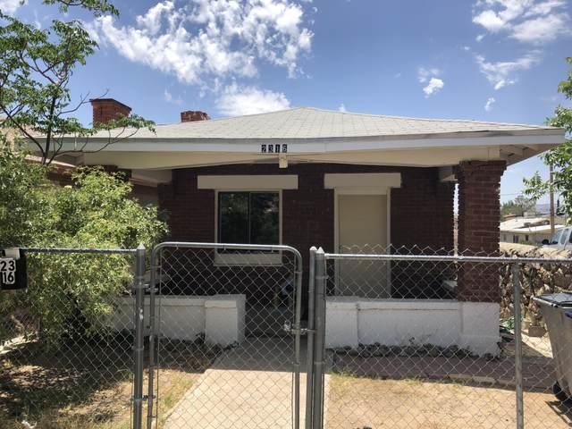 2316 Federal Avenue A & B, El Paso, TX 79930 (MLS #833595) :: Preferred Closing Specialists