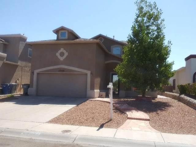 2048 Shreya Street, El Paso, TX 79938 (MLS #833597) :: The Matt Rice Group