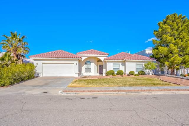 6209 La Posta Drive, El Paso, TX 79912 (MLS #833599) :: Mario Ayala Real Estate Group