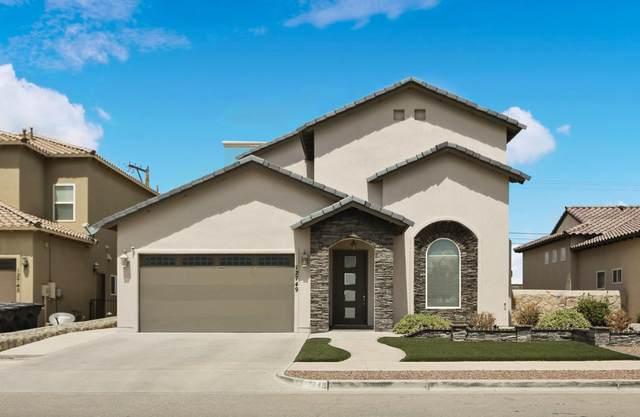 12749 Valentine Avenue, El Paso, TX 79928 (MLS #833608) :: Preferred Closing Specialists