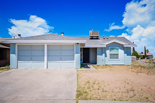 4867 Maureen Circle, El Paso, TX 79924 (MLS #833609) :: Mario Ayala Real Estate Group