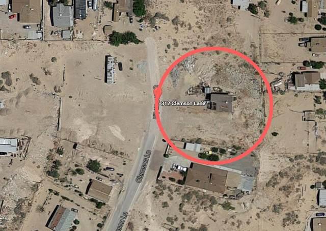 312 Clemson Lane, El Paso, TX 79928 (MLS #833618) :: Mario Ayala Real Estate Group