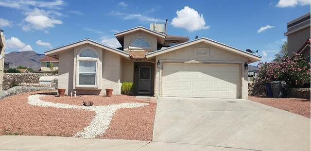 7120 Feather Hawk Drive, El Paso, TX 79912 (MLS #833627) :: Mario Ayala Real Estate Group