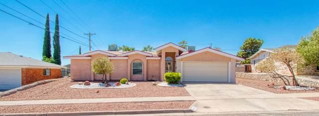 3432 Montridge Court, El Paso, TX 79904 (MLS #833643) :: Preferred Closing Specialists