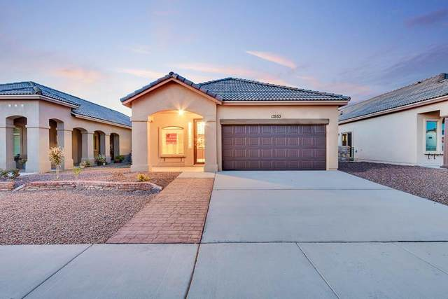 13768 Blackburn Avenue, El Paso, TX 79928 (MLS #833644) :: The Matt Rice Group