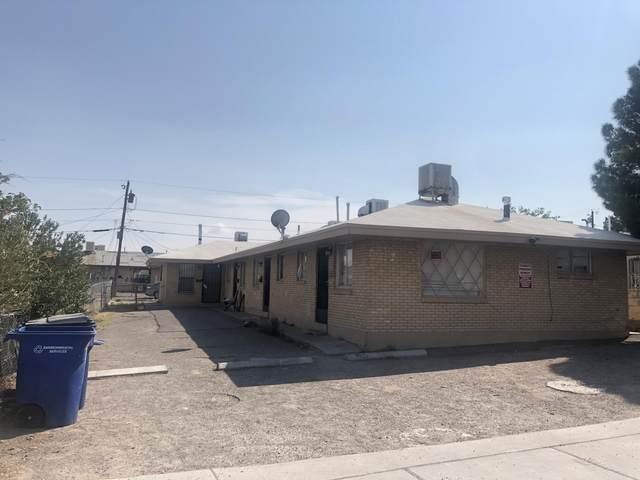 4022 Lincoln Avenue, El Paso, TX 79930 (MLS #833676) :: Preferred Closing Specialists
