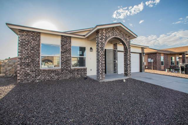 621 Maravillas Street, El Paso, TX 79928 (MLS #833680) :: The Matt Rice Group