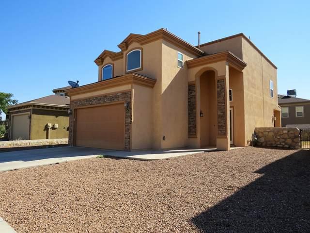 11532 Sonny Madrid Lane, El Paso, TX 79934 (MLS #833692) :: Jackie Stevens Real Estate Group brokered by eXp Realty