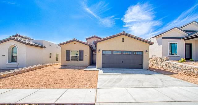 13827 Paseo De Plata Drive, El Paso, TX 79928 (MLS #833699) :: Summus Realty