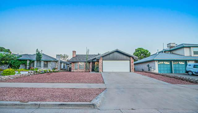 704 Dorsey Drive, El Paso, TX 79912 (MLS #833708) :: Jackie Stevens Real Estate Group brokered by eXp Realty