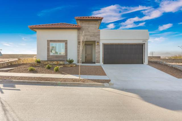 1724 Eased, El Paso, TX 79928 (MLS #833739) :: The Purple House Real Estate Group