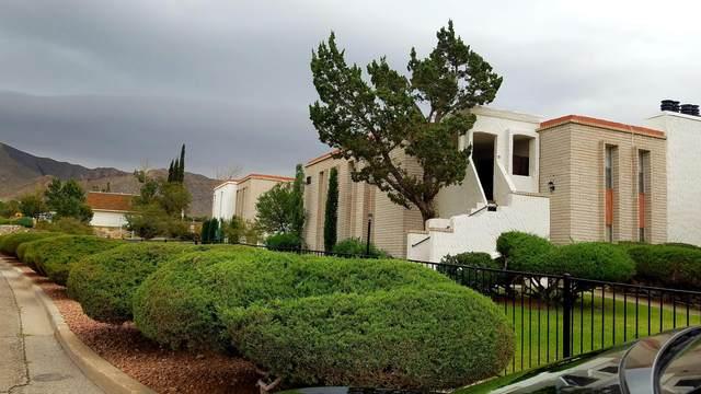 6201 Escondido Drive 16A, El Paso, TX 79912 (MLS #833756) :: Mario Ayala Real Estate Group