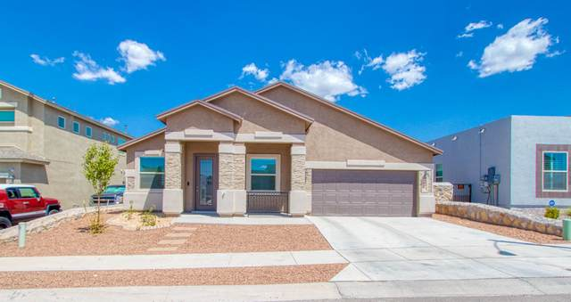 2178 Enchanted Crest Drive, El Paso, TX 79911 (MLS #833768) :: Jackie Stevens Real Estate Group brokered by eXp Realty