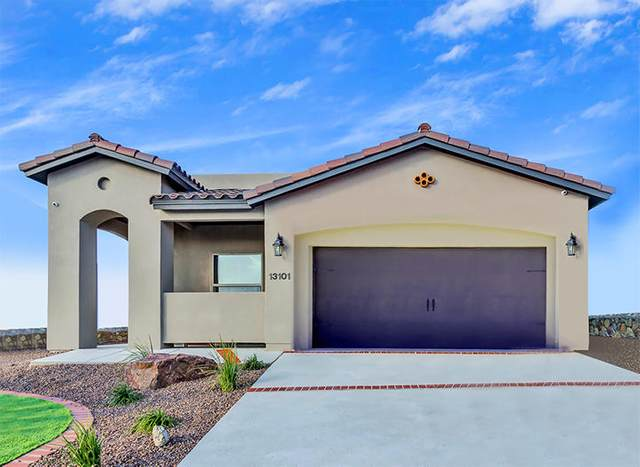 13812 Paseo De Plata Drive, El Paso, TX 79928 (MLS #833773) :: The Matt Rice Group