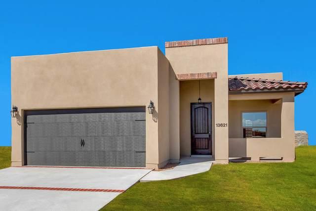 13806 Paseo De Plata Drive, El Paso, TX 79928 (MLS #833787) :: Red Yucca Group