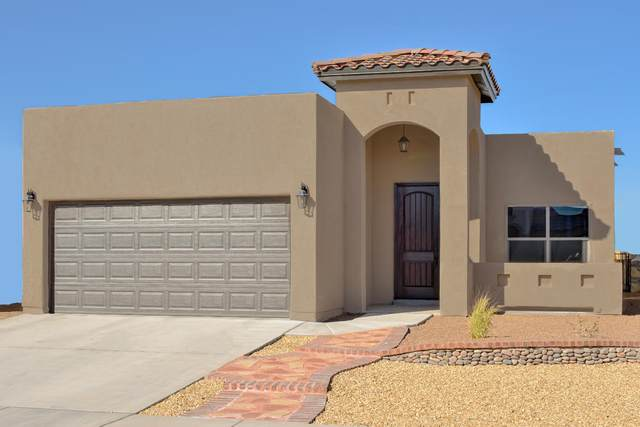 13805 Paseo De Plata Drive, El Paso, TX 79928 (MLS #833788) :: The Matt Rice Group