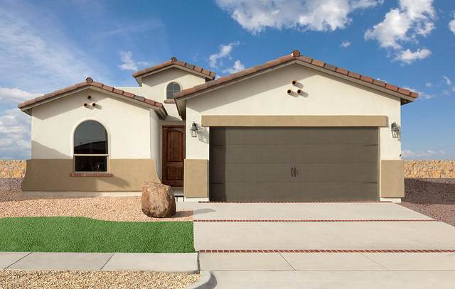 13800 Paseo De Plata Drive, El Paso, TX 79928 (MLS #833799) :: The Matt Rice Group