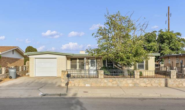 10420 Sigma Street, El Paso, TX 79924 (MLS #833800) :: Jackie Stevens Real Estate Group brokered by eXp Realty
