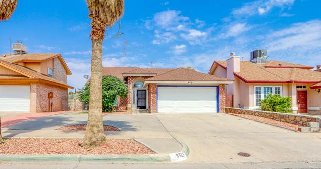 8421 Tigris Drive, El Paso, TX 79907 (MLS #833805) :: Mario Ayala Real Estate Group