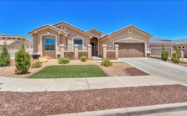 744 Carbine Drive, El Paso, TX 79928 (MLS #833815) :: The Purple House Real Estate Group