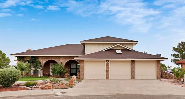 6212 Llano Libre Way, El Paso, TX 79912 (MLS #833821) :: The Matt Rice Group