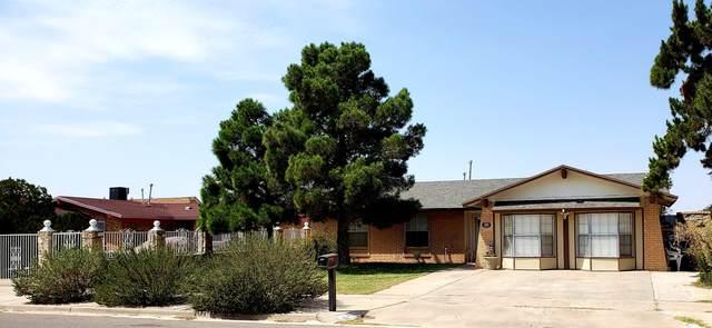 3209 Funston Place, El Paso, TX 79936 (MLS #833833) :: Preferred Closing Specialists
