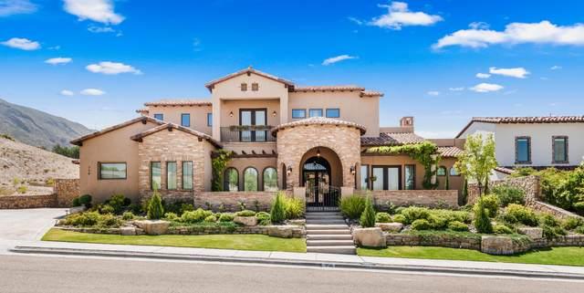 356 Silver Star Drive, El Paso, TX 79912 (MLS #833840) :: Mario Ayala Real Estate Group
