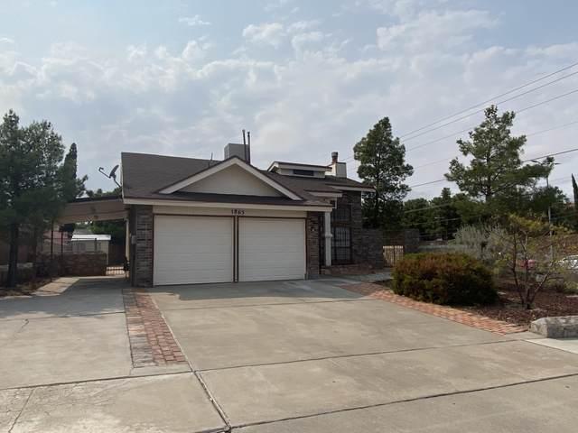 1865 Leroy Bonse Drive, El Paso, TX 79936 (MLS #833842) :: The Matt Rice Group