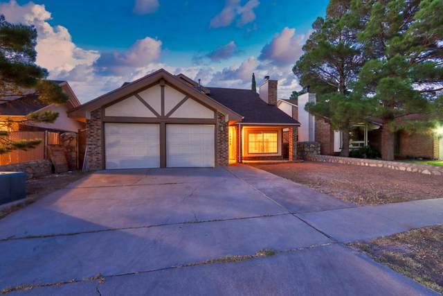 10939 Yogi Berra Circle, El Paso, TX 79934 (MLS #833844) :: Mario Ayala Real Estate Group