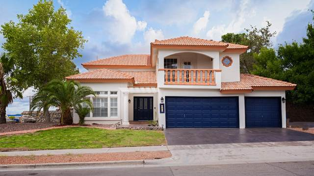 6773 Isla Del Rey Drive, El Paso, TX 79912 (MLS #833847) :: Mario Ayala Real Estate Group