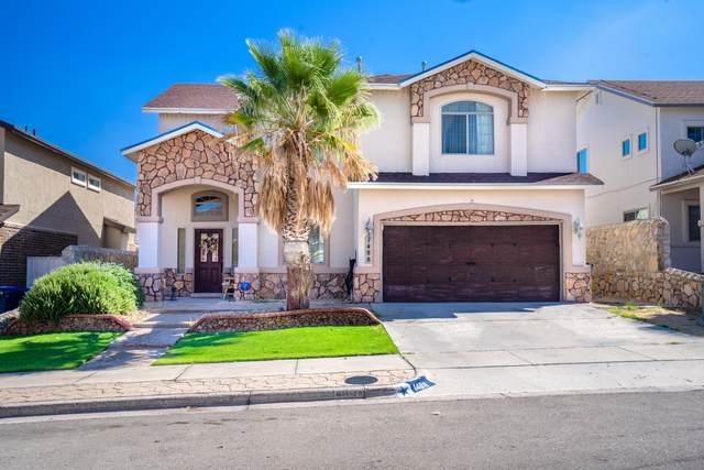 1488 Luz De Sol Drive, El Paso, TX 79912 (MLS #833848) :: Preferred Closing Specialists