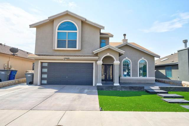 12640 Paseo Rae Avenue, El Paso, TX 79928 (MLS #833867) :: The Matt Rice Group