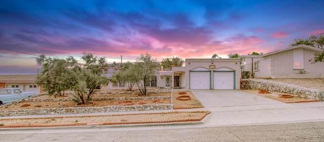 205 Moonglow, El Paso, TX 79912 (MLS #833872) :: Mario Ayala Real Estate Group