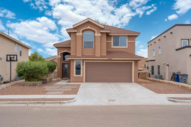 5004 Silver Cholla Drive, El Paso, TX 79934 (MLS #833885) :: Jackie Stevens Real Estate Group brokered by eXp Realty