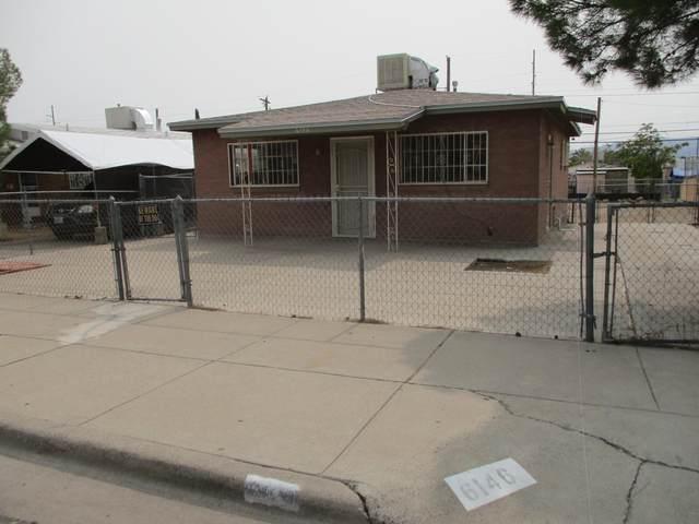 6146 Cleveland Avenue, El Paso, TX 79905 (MLS #833887) :: Mario Ayala Real Estate Group