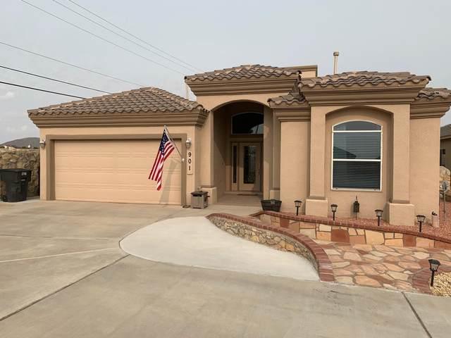 901 Desert Sands, Anthony, TX 79821 (MLS #833889) :: The Matt Rice Group