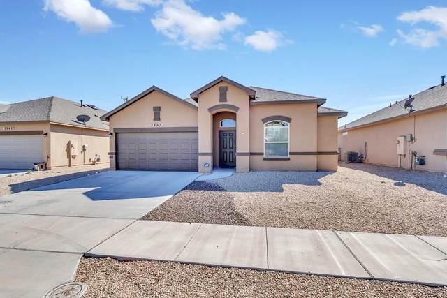 3853 Loma Cristobal, El Paso, TX 79938 (MLS #833900) :: The Matt Rice Group