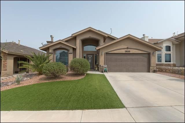 417 Sonaran Court, El Paso, TX 79932 (MLS #833911) :: The Matt Rice Group