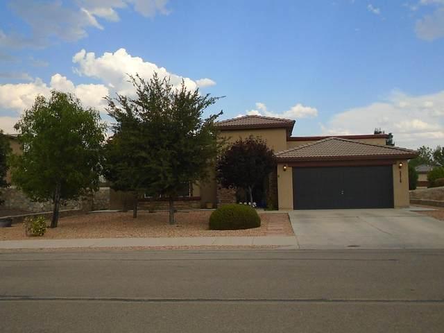 5516 Valley Maple Drive, El Paso, TX 79932 (MLS #833917) :: Mario Ayala Real Estate Group