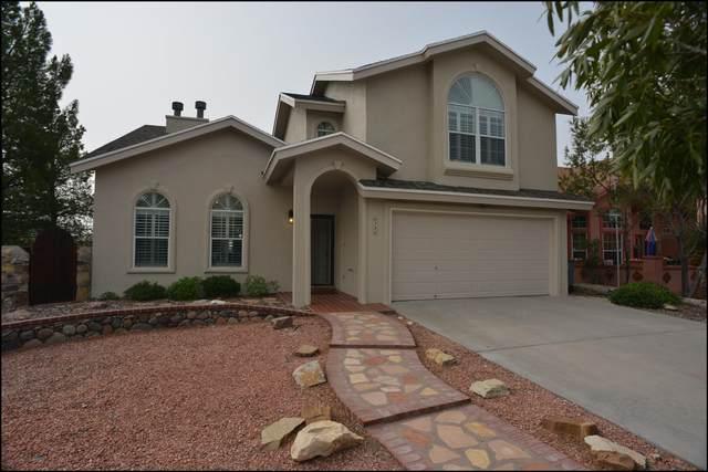 6300 Franklin Ridge Drive, El Paso, TX 79912 (MLS #833924) :: The Matt Rice Group