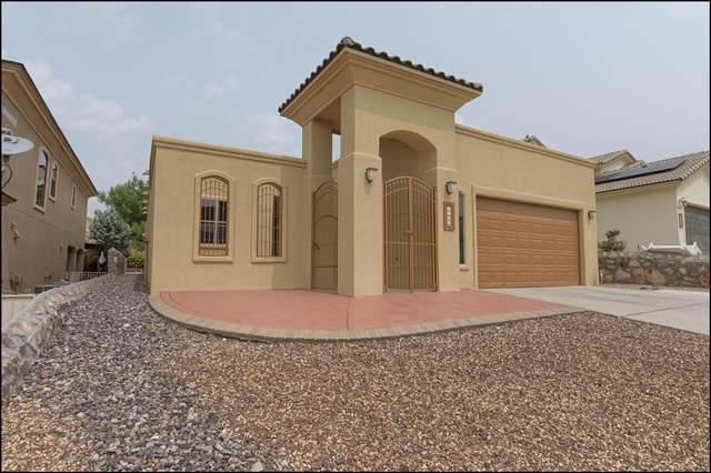 6309 Franklin Gate Drive, El Paso, TX 79912 (MLS #833930) :: The Matt Rice Group