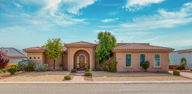 6034 Laguna Vista Drive, El Paso, TX 79932 (MLS #833932) :: Mario Ayala Real Estate Group