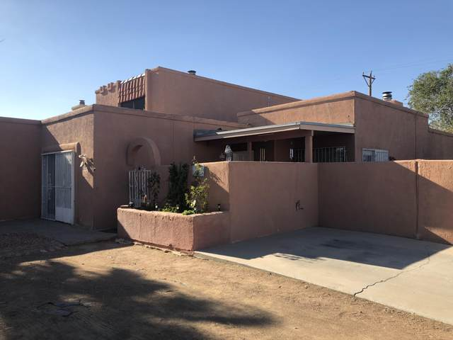 501 W Redd Road, El Paso, TX 79932 (MLS #833937) :: Mario Ayala Real Estate Group