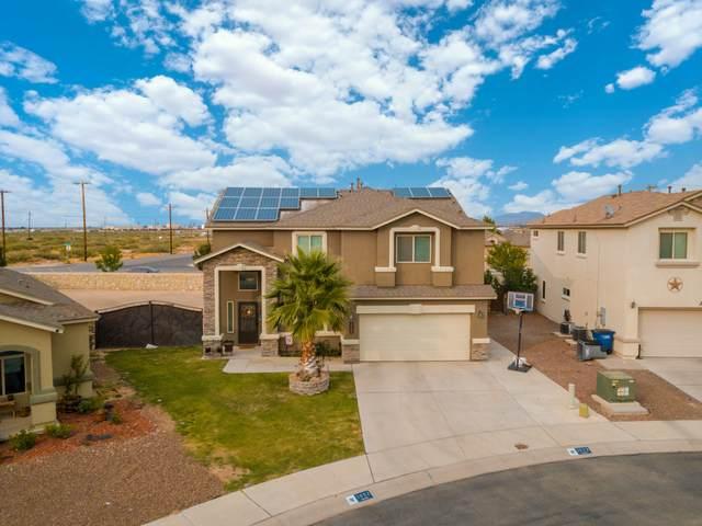 3852 Loma Jacinto, El Paso, TX 79938 (MLS #833938) :: The Matt Rice Group